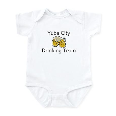 Yuba City Infant Bodysuit