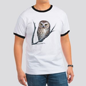 little owl Ringer T