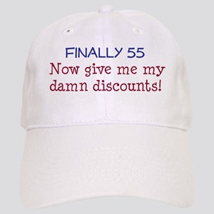 Finally 55... give me my damn discounts Cap