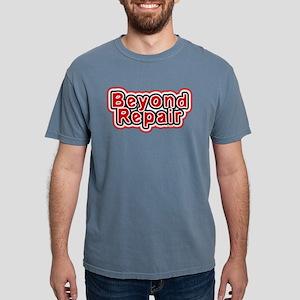 Beyond Repair Black T-Shirt