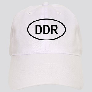 East Germany Oval Cap