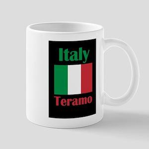 Teramo Italy Mugs