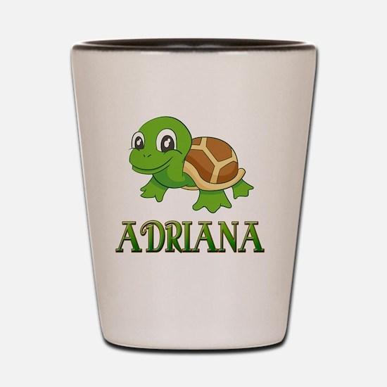 Cool Adriana Shot Glass