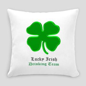 Lucky Irish Team Everyday Pillow