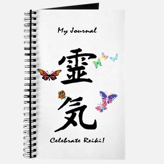 Celebrate Reiki Journal