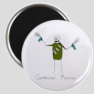 Germicidal Maniac Magnet