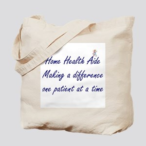 Home Health Aide Tote Bag