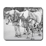 Clydesdale Classic Mousepad