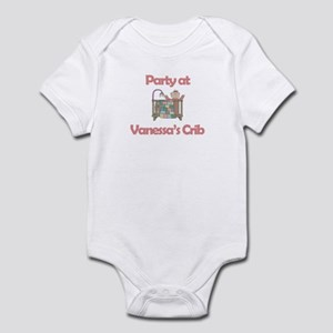Party at Vanessa's Crib Infant Bodysuit