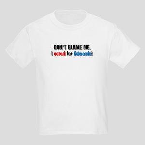 Don't blame me! Kids Light T-Shirt