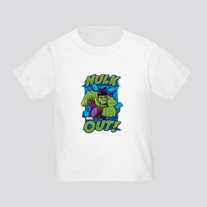 Hulk Out Toddler T-Shirt