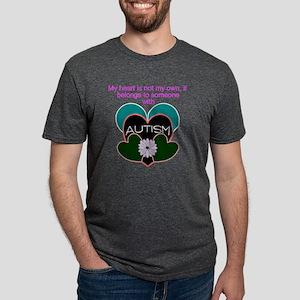 autisms heart T-Shirt