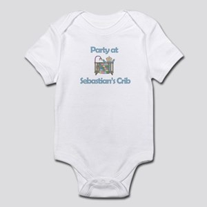 Party at Sebastian's Crib Infant Bodysuit