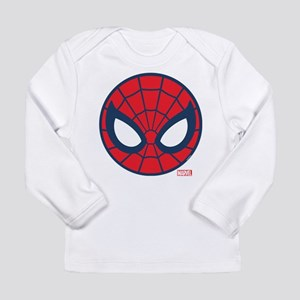 Spider-Man Icon Long Sleeve Infant T-Shirt