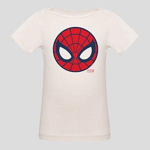 Spider-Man Icon Organic Baby T-Shirt