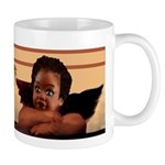 Nubian Cherubs Mug