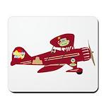 Sharehouse Plane Mousepad