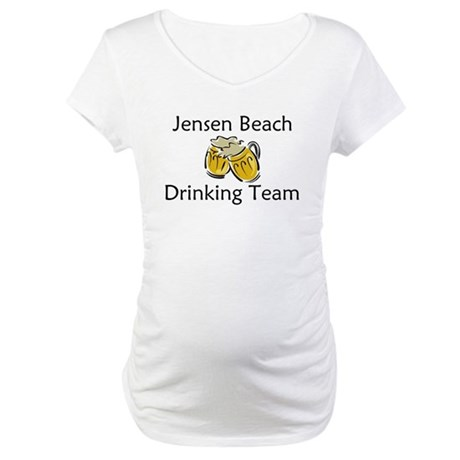Jensen Beach Maternity T-Shirt