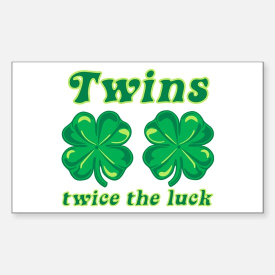 St. Patty's Day - Rectangle Decal