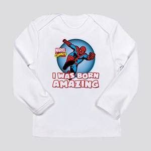 Amazing Spider-Man Long Sleeve T-Shirt