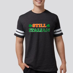 Still Italian Irish Shamrock T-Shirt