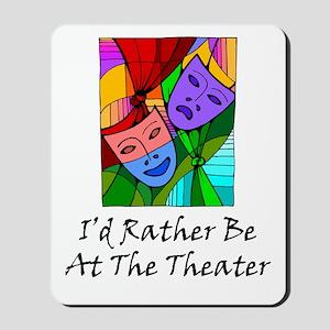 Theater Mousepad