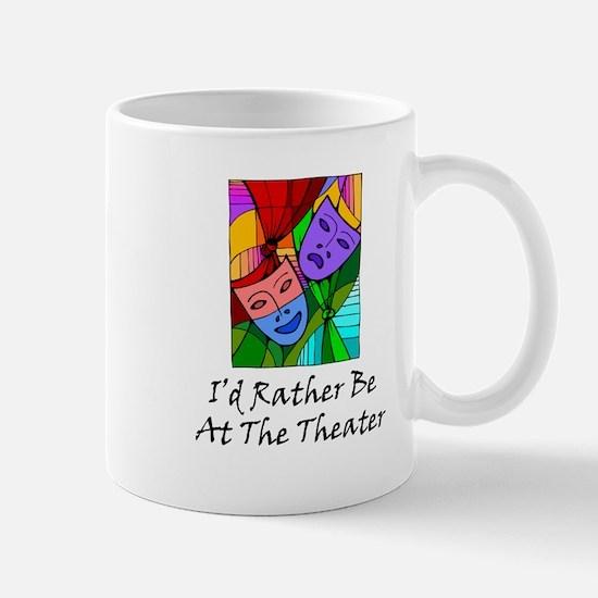 Theater Mug
