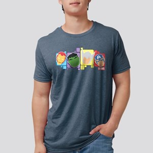 Avengers Blocks T-Shirt