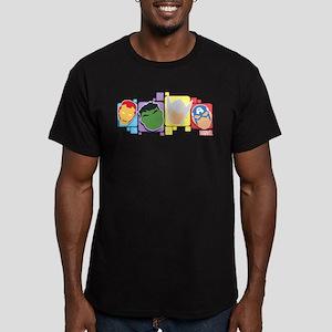 Avengers Blocks T-Shirt