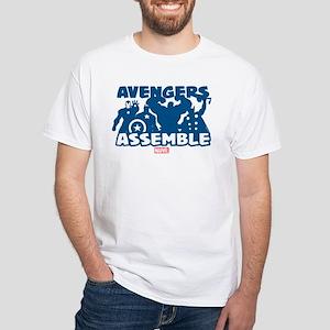 Avengers Assemble Men's Classic T-Shirts