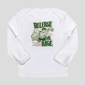Hulk Rage Long Sleeve Infant T-Shirt