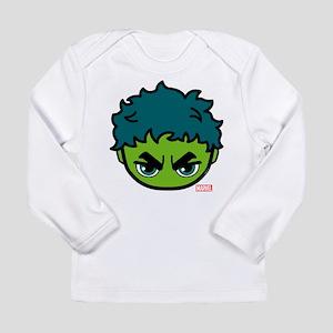 Hulk Icon Long Sleeve Infant T-Shirt