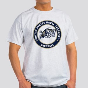 U.S. Naval Academy Bill the Goat Light T-Shirt