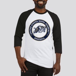 U.S. Naval Academy Bill the Goat Baseball Tee
