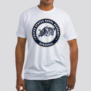 U.S. Naval Academy Bill the Goat Fitted T-Shirt