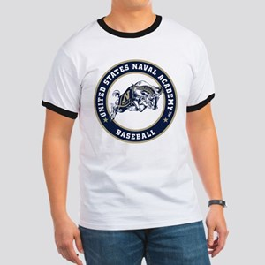 U.S. Naval Academy Bill the Goat Ringer T