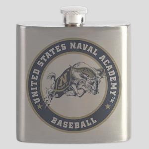 U.S. Naval Academy Bill the Goat Flask