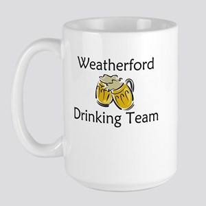 Weatherford Large Mug