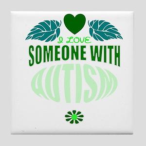 autistic Tile Coaster