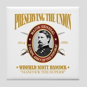 Hancock (PTU) Tile Coaster