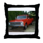 1971 Truck Throw Pillow