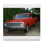1971 Truck Tile Coaster