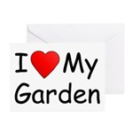 I (Heart) My Garden Greeting Cards (Pk of 10)