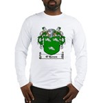 O'Heron Family Crest Long Sleeve T-Shirt
