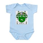 O'Heron Family Crest Infant Creeper