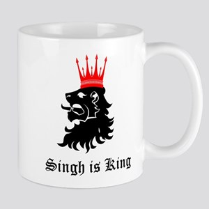 Singh is King Mug