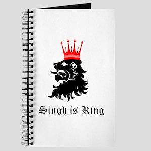 Singh is King Journal