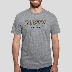 US Naval Academy Boxing Mens Tri-blend T-Shirt
