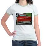 Ch######T Truck Tailgate Jr. Ringer T-Shirt