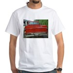 Ch######T Truck Tailgate White T-Shirt